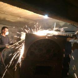 Tank Hurdası Hurda Kazan Kesimi
