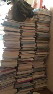 Hurda Okul Kitabı Alan Hurdacı