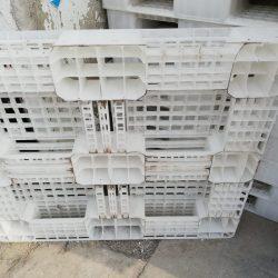 Beyaz Plastik Palet Hurdası